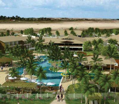 Resort Parajuru